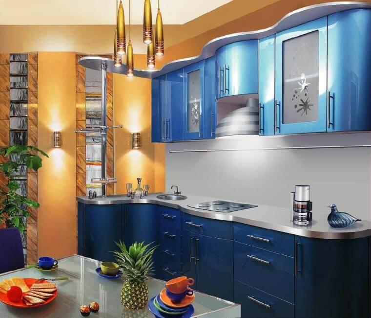 ремонт интерьер дизайн кухни